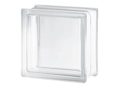 Seves Glassblock, FIRE RESISTANT Blocco di vetro resistente al fuoco