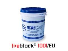 STARKEM® Srl, FIREBLOCK® 1001 / EU Vernice ignifuga per manufatti in legno ed in mdf