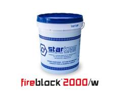 Pittura per la protezione dal fuocoFIREBLOCK® 2000/W - STARKEM® SRL