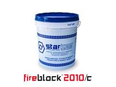 STARKEM® Srl, FIREBLOCK® 2010/C Pittura intumescente per strutture in cemento armato