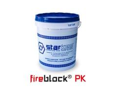 STARKEM® Srl, FIREBLOCK® PK Vernice ignifuga per pavimenti in legno e parquet