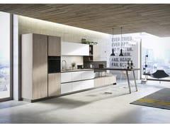 Cucina componibile in stile moderno con isola con penisola FIRST | Cucina in stile moderno - EVERYONE