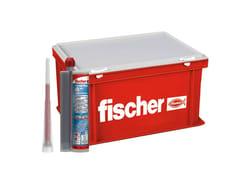 Resina epossidica certificata ETA CEFISCHER EPOXY BOX - FISCHER ITALIA S.R.L.