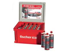 Ancorante chimico vinilestere ibrido ad alte prestazioniFISCHER FIS V BOX - FISCHER ITALIA S.R.L.