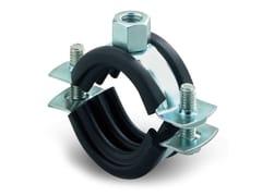 Collare per tubi metalliciFISCHER FRS A4 - FISCHER ITALIA S.R.L.