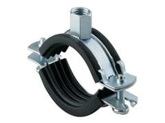 Collare per tubi metallici con chiusura rapidaFISCHER FRS PLUS - FISCHER ITALIA S.R.L.