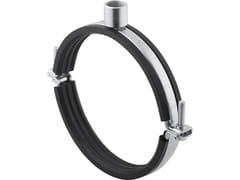 Collare per tubi metallici con attacco gasFISCHER FRSM GAS - FISCHER ITALIA S.R.L.