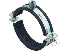 Collare pesante per tubi metalliciFISCHER FRSM M10/M12 - FISCHER ITALIA S.R.L.