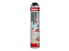 Schiuma poliuretanica utilizzabile a basse temperatureFISCHER PUP SZ 750 +PLUS - FISCHER ITALIA S.R.L.