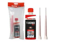 Ancorante chimico per muratura con miscelatoriFISCHER T-BOND 150 K - FISCHER ITALIA S.R.L.