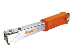 Fissatrice a martello in acciaio cromatoFISSATRICE A MARTELLO - KAPRIOL