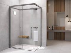 Bagno turco con docciaFITBOX - EFFE PERFECT WELLNESS