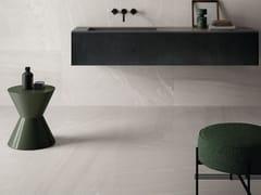Impronta Ceramiche, FJORD ICE Pavimento/rivestimento in gres porcellanato effetto pietra