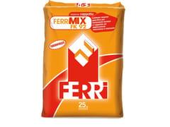 Ferrimix, FK92 FIBRO Rasante per intonaco