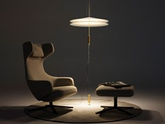 Lampada a sospensione a LED con dimmerFLAMINGO 1515 | Lampada a sospensione - VIBIA