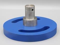 Dispositivo antisismico, isolatore, dissipatoreFLANGIA F2 - BIEMME