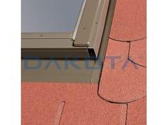 Finestra da tetto in alluminioRACCORDO PER COPERTURE PIANE - DAKOTA GROUP