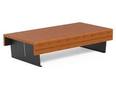 DIMCAR, FLEA   Panchina senza schienale  Panchina senza schienale