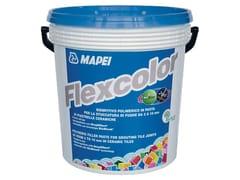 MAPEI, FLEXCOLOR Riempitivo polimerico in pasta per fughe