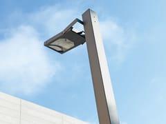 Lampione stradale a LED in acciaio Corten™FLEXO | Lampione stradale - CYRIA