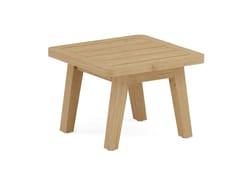 Tavolino basso da giardino in legnoFLEXX | Tavolino in legno - JARDINICO