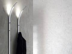 Appendiabiti da parete in acciaioFLINT - IDEAS GROUP