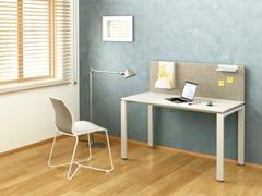 Scrivania rettangolare in legnoFLOAT HOME OFFICE - ARCHIUTTI