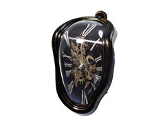 Orologio da tavolo in ABS FLOW ANTIQUE -