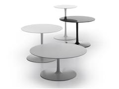 Tavolino rotondoFLOW LOW TABLES - MDF ITALIA