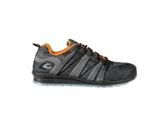 Scarpe antinfortunistiche FLUENT BLACK/ORANGE S1 P SRC - COFRA