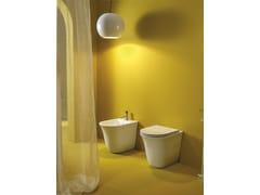 Wc in ceramica a pavimentoFLUT | Wc - GSG CERAMIC DESIGN