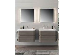 Mobili bagno con specchioFLY 01 - BERLONI BAGNO