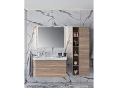 Mobili bagno con specchioFLY 04 - BERLONI BAGNO