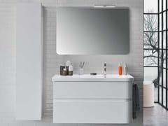 Mobili bagno con specchioFLY 05 - BERLONI BAGNO