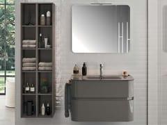 Mobili bagno con specchioFLY 06 - BERLONI BAGNO