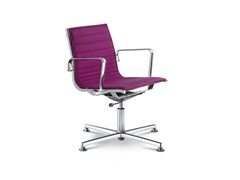 Sedia ufficio imbottita in tessutoFLY 713 F34-N6 - LD SEATING