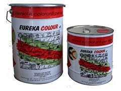 Finitura metallizzata PU acrilica a grana grossa per legnoFMA 270 - EUREKA COLOUR