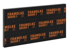 Pannello termoisolante in vetro cellulareFOAMGLAS® BOARD F - FOAMGLAS ITALIA