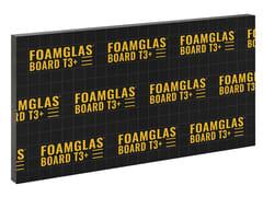 Pannello termoisolante in vetro cellulareFOAMGLAS® BOARD T3+ - FOAMGLAS ITALIA