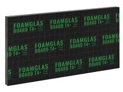 Pannello termoisolante in vetroFOAMGLAS® BOARD T4+ - FOAMGLAS ITALIA