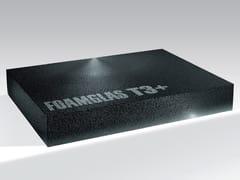 Pannello termoisolante in vetro cellulareFOAMGLAS® T3+ - FOAMGLAS ITALIA