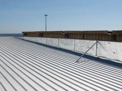 Pannello metallico coibentato per coperturaFOAMROOF 5 - RWP INTERNATIONAL