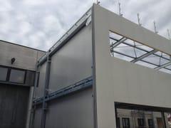 Pannello metallico coibentato per facciataFOAMWALL A2 - RWP INTERNATIONAL