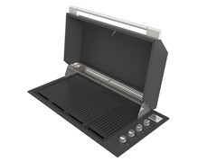 Fulgor Milano, FOBQ 1000 G MBK | Barbecue  Barbecue