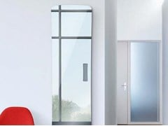 RADIATORE DESIGN FOLIO GLASS - RUNTAL ITALIA