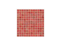 Mosaico in gres porcellanato ROSSO CORAGGIO | Mosaico - Folli Follie