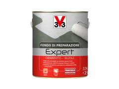 Fondo di preparazione per pavimenti in cementoFONDO EXPERT CEMENTO E SUOLI - V33 ITALIA