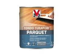Fondo incolore per parquetFONDO TURAPORI PARQUET - V33 ITALIA