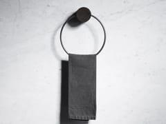Porta asciugamani ad anello in marmo FONTANE BIANCHE | Porta asciugamani ad anello - Fontane Bianche