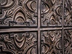 Artstone Panel Systems, FONTENAY Pannello con effetti tridimensionali in fibra di vetro per interni/esterni